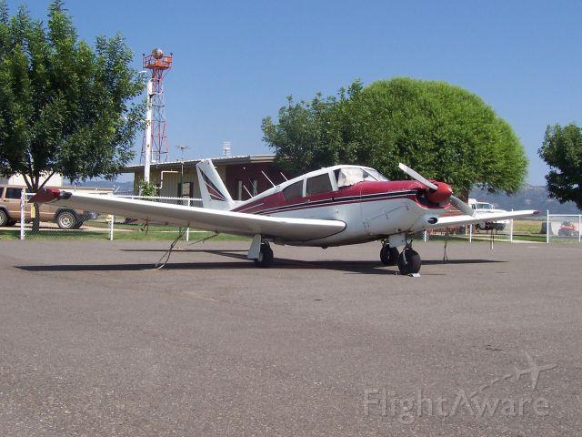 Piper PA-24 Comanche (N7578P)