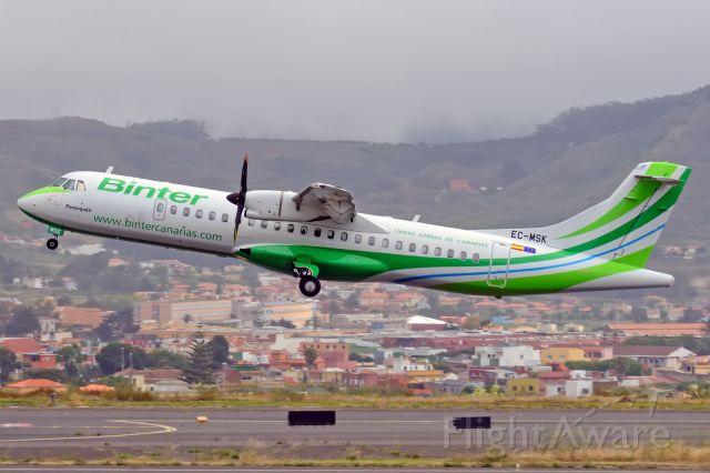 Aerospatiale ATR-42-300 (EC-MSK)