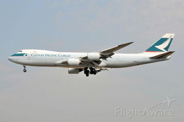 BOEING 747-8 (B-LJB) - 28-C KORD 09-20-17