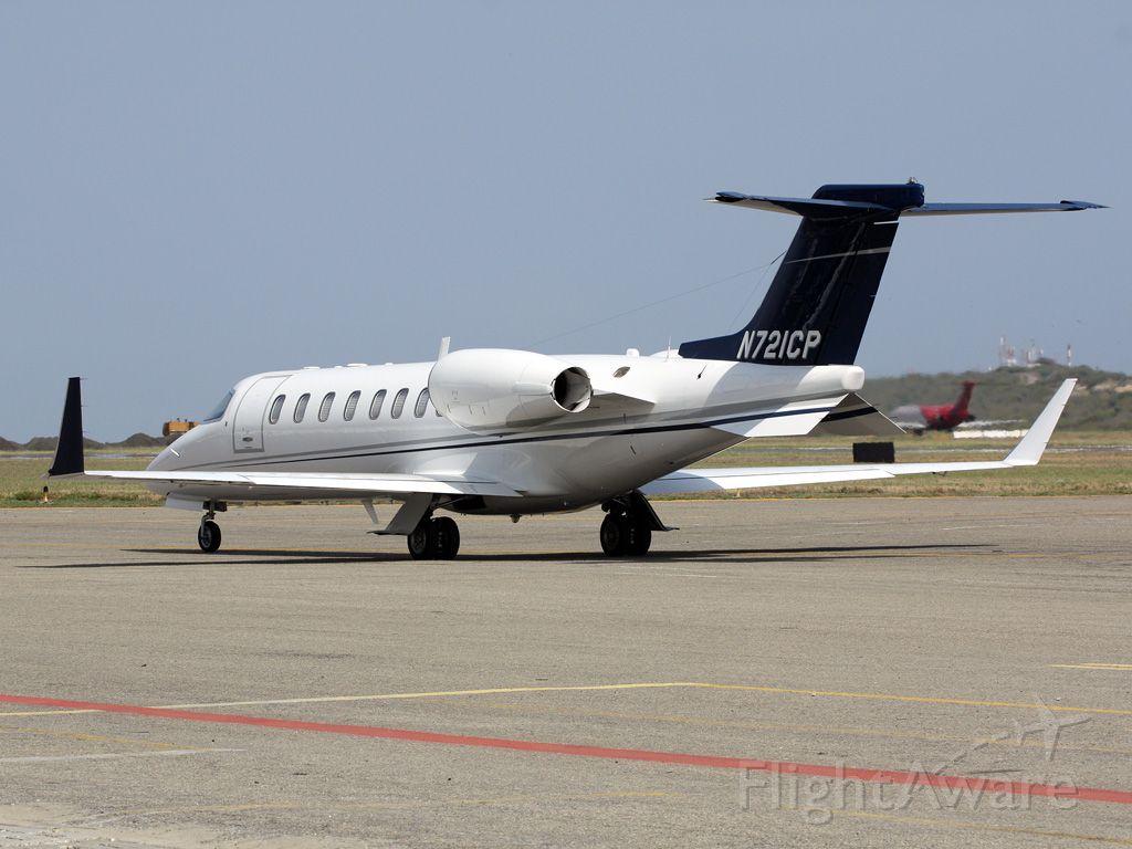 Learjet 45 (N721CP)