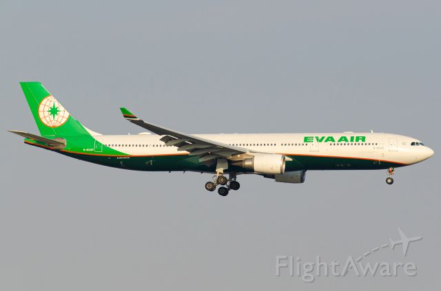 Airbus A330-300 (B-16340) - Thanks for view and give me 5 star please