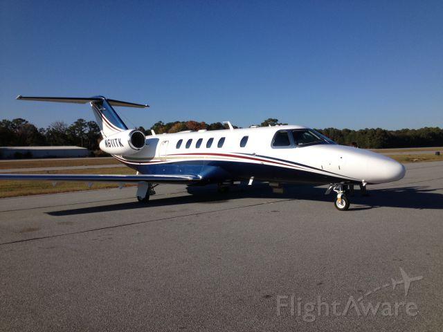 Cessna Citation CJ4 (N611TK)