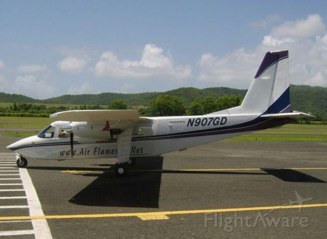 ROMAERO Islander (N907GD)