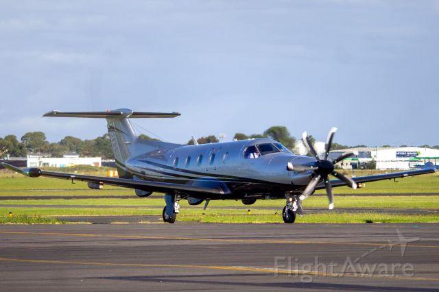 Pilatus PC-12 (VH-JKU)