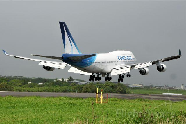 Boeing 747-400 (F-HSEA)