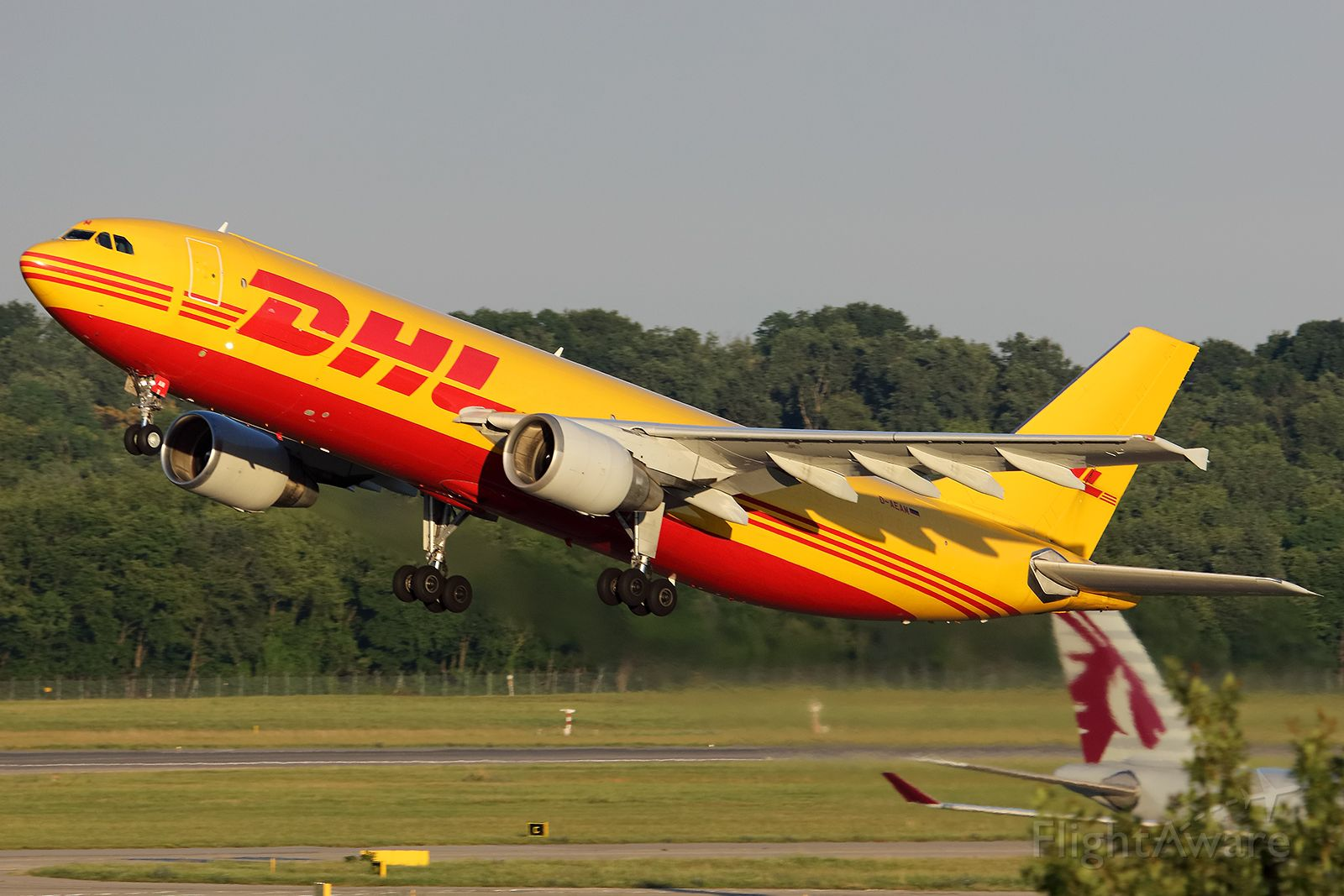 Airbus A300F4-600 (D-AEAN)