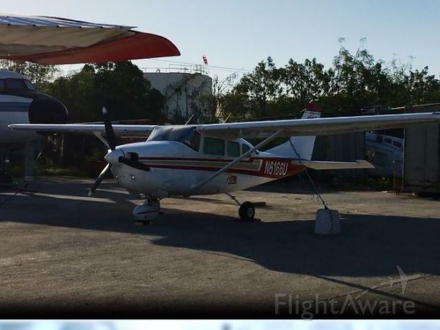 Cessna 206 Stationair (N6166U) - Mission of Hope, Haiti - The Missionaries Workhorse