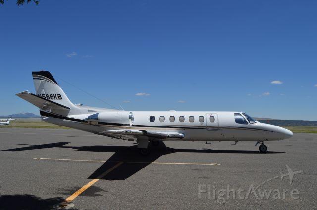 Cessna Citation V (N566KB)