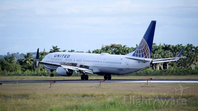 Boeing 737-900 (N68802) - B739 LANDING RWY11 MDST....