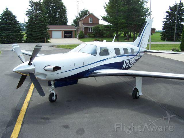 Piper Malibu Mirage (N3132V)