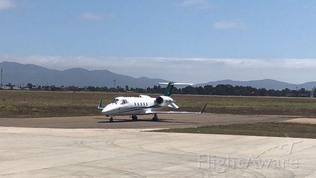 Learjet 60 (XA-VIG)