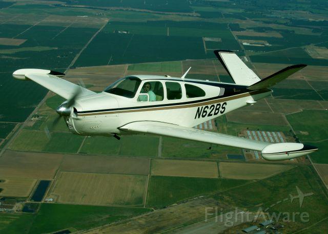 Beechcraft 35 Bonanza (N62BS)