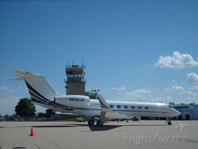 Gulfstream Aerospace Gulfstream V (N626JS)