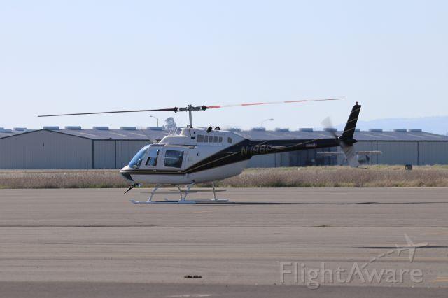 Bell JetRanger (N196P) - B206