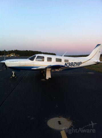 Piper Saratoga (N382HP)