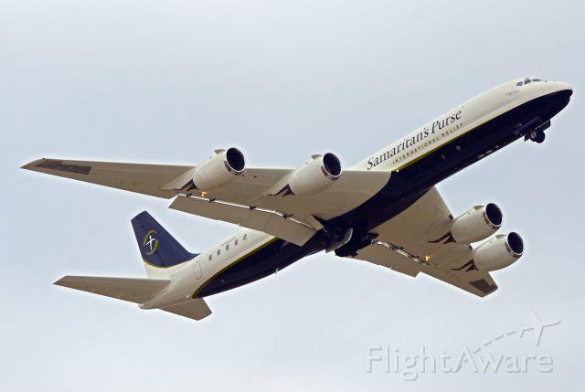 McDonnell Douglas DC-8-70 (N782SP)
