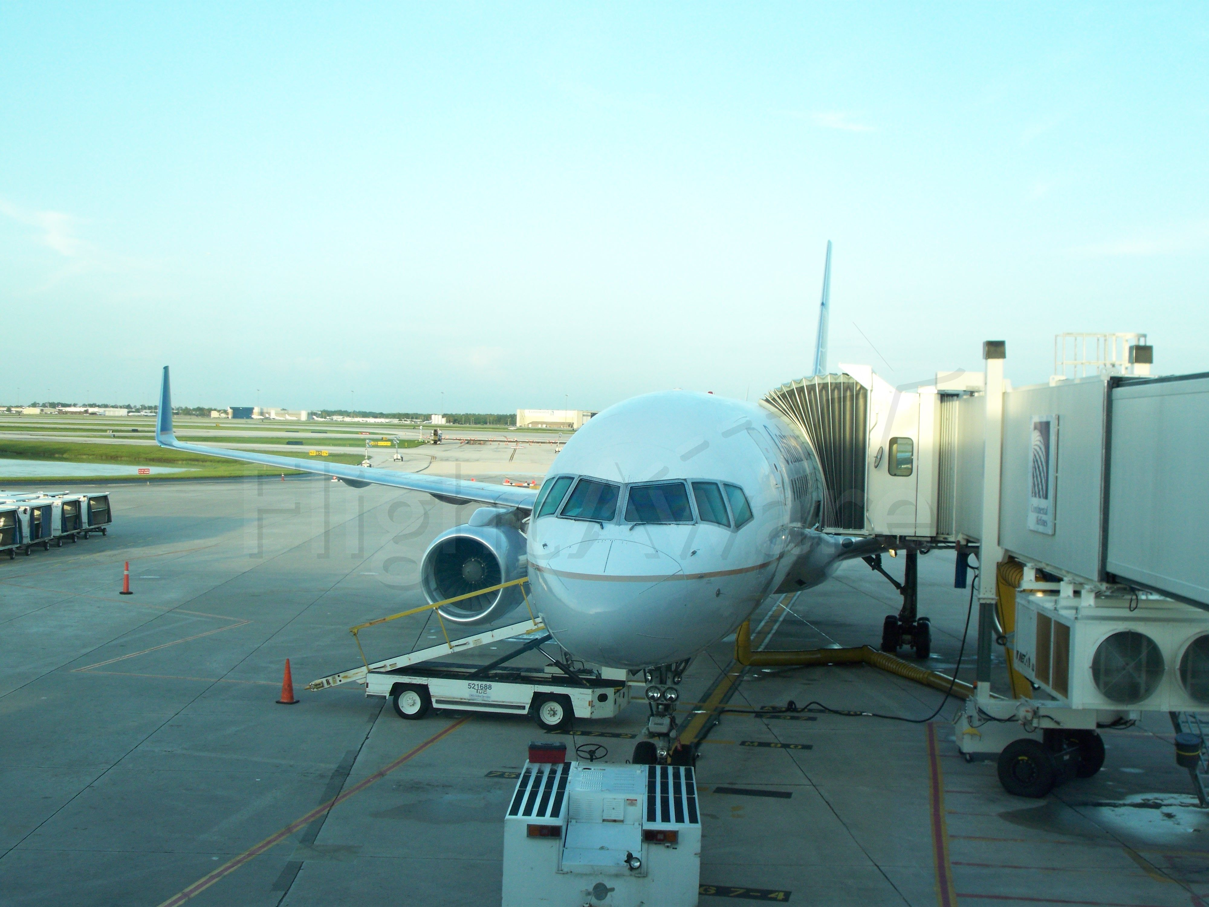Boeing 757-200 — - Continental Airlines Boeing 757-224
