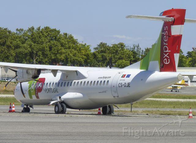 ATR ATR-72 (CS-DJE)