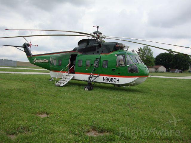 N906CH — - Sikorsky S-61