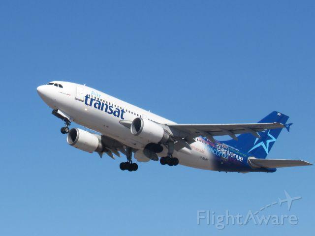 Airbus A310 (C-GLAT)