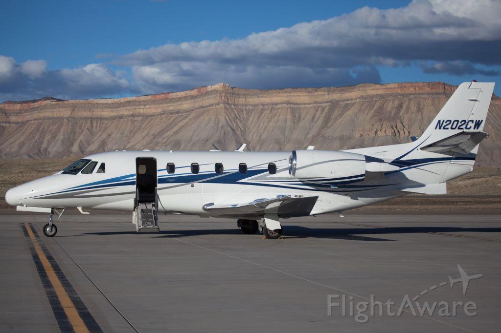 Cessna Citation Excel/XLS (N202CW)