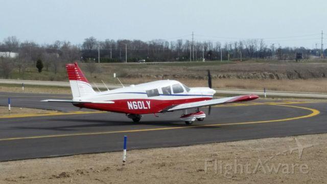 Piper Saratoga (N60LY)