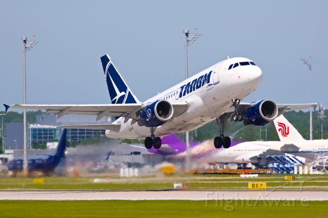 Airbus A318 (YR-ASD)