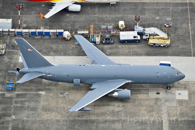 BOEING 767-200 (N461FT) - First KC46A ever built.