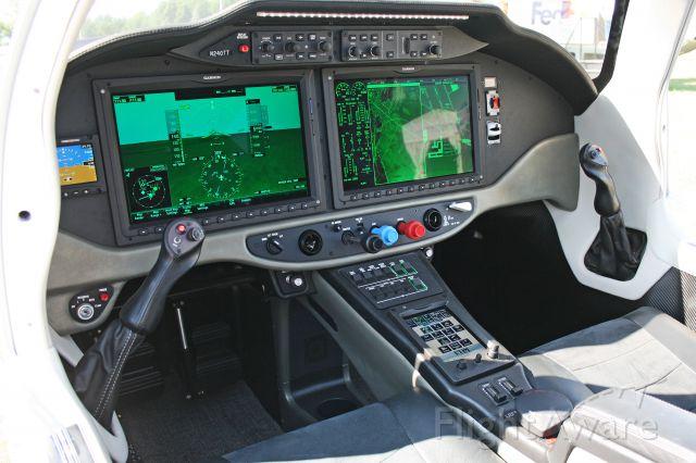 Cessna 400 — - Cessna Corvalis mock-up