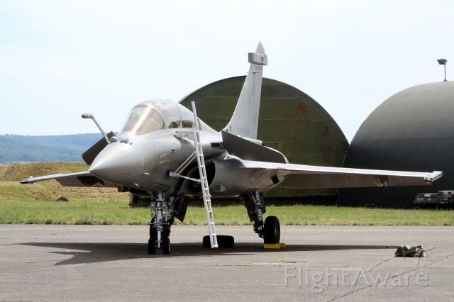 Dassault Rafale (N330) - Another Rafale of Meeting de l
