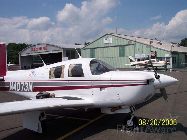 N4073N — - N4073N at Cortland, NY