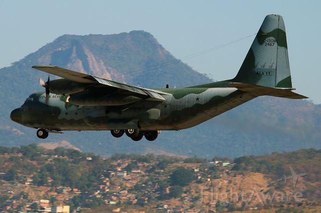 Lockheed C-130 Hercules (FAB2467)