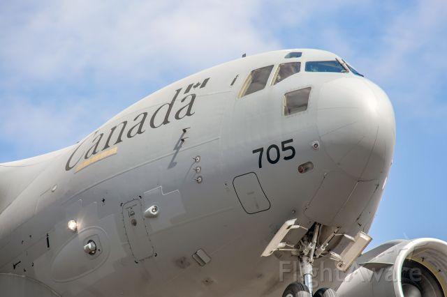 17-7705 — - Boeing CC-177 (C-17) Globemaster lll. CFB Trenton, Ontario, Canada