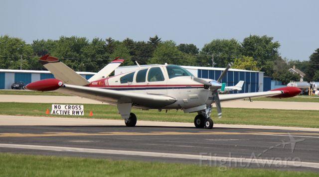 Beechcraft 35 Bonanza (N233SC) - AirVenture 2021