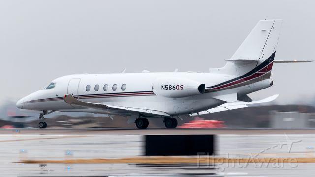 Cessna Citation Latitude (N586QS)