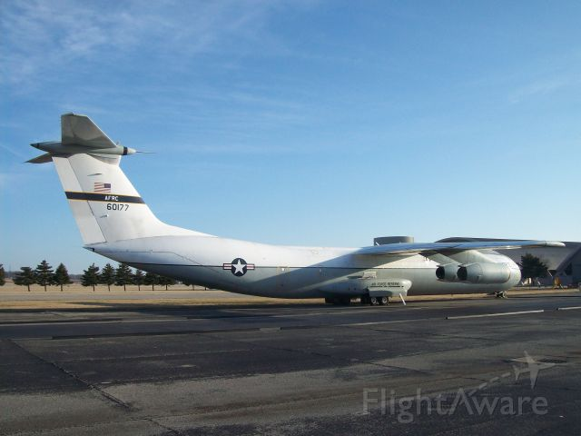 Lockheed C-141 Starlifter — - Wrifght Patterson AFB
