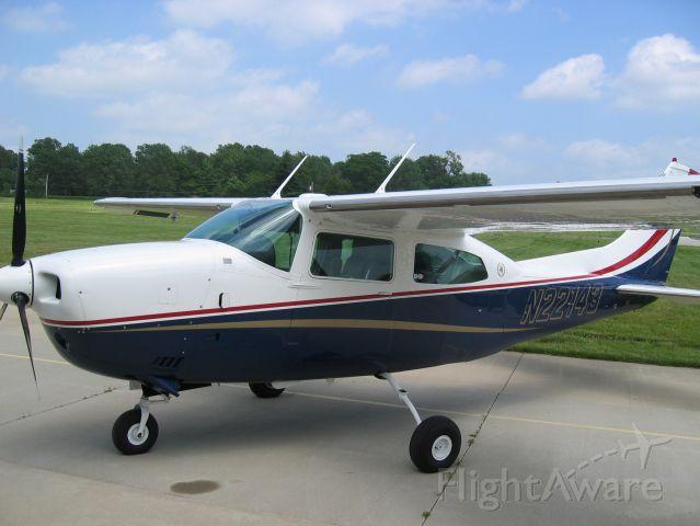Cessna Centurion (N22143)