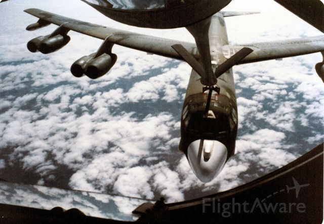 Boeing B-52 Stratofortress —