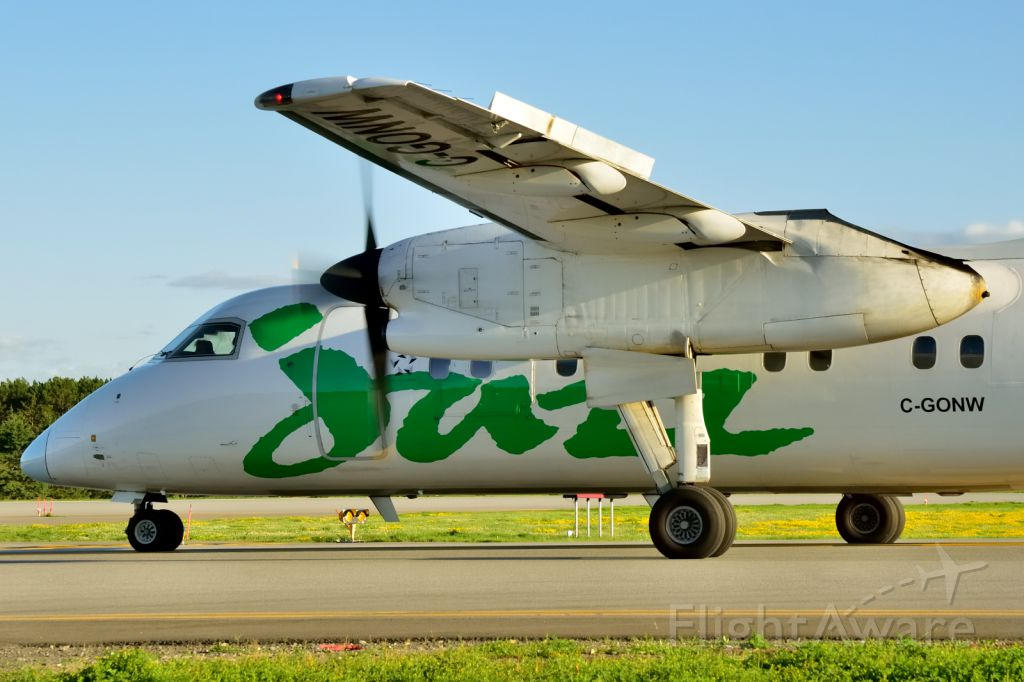 de Havilland Dash 8-100 (C-GONW)