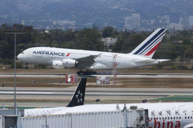 Airbus A380-800 (F-HPJC)