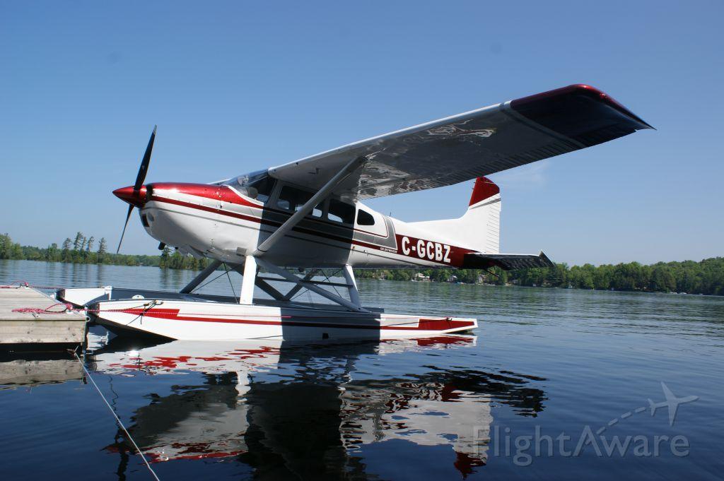 Cessna Skywagon (C-GCBZ)