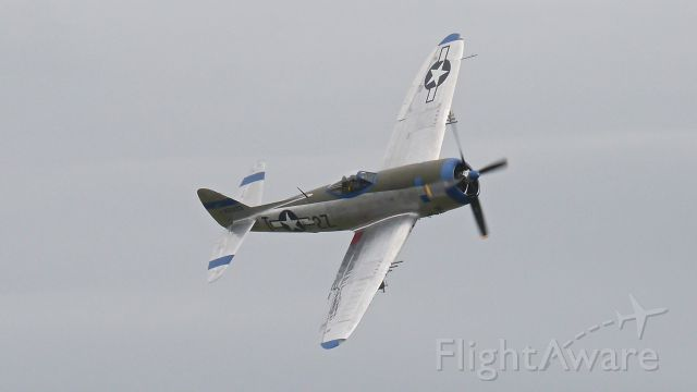 REPUBLIC Thunderbolt (N7159Z) - Flying Heritage Collection