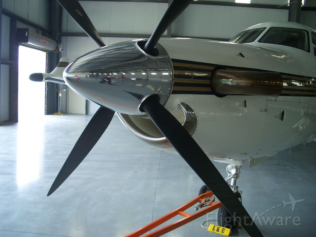 Pilatus PC-12 (N77ZA)