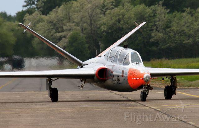 F-AZZP — - Fouga CM-170 Magister