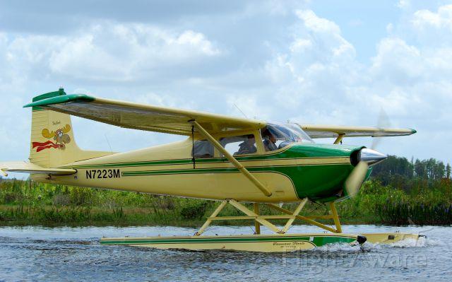 N7223M — - 2013 Fantasy of Flight Splash-In