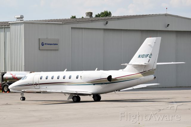 Cessna Citation Sovereign (N101FC)