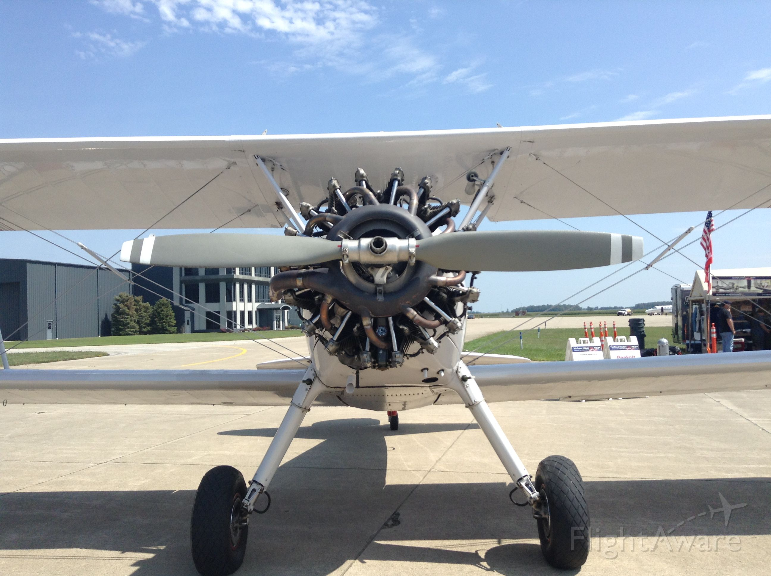 — — - Here is a aircraft at indianapolis regional during the CAF