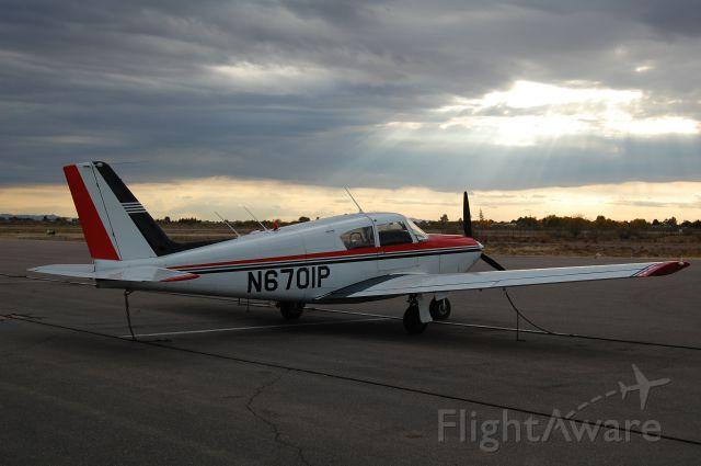 Piper PA-24 Comanche (N6701P)