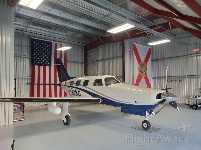Piper Malibu Mirage (N280KC) - God Bless America