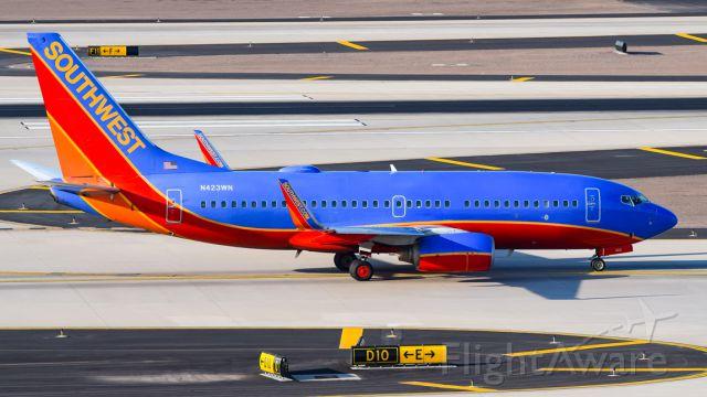 Boeing 737-700 (N423WN)